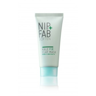 nip + fab kale fix clay mask