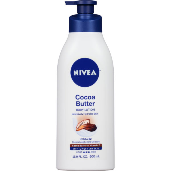 Body lotion head to head makeup most wanted for Is cocoa butter good for tattoos