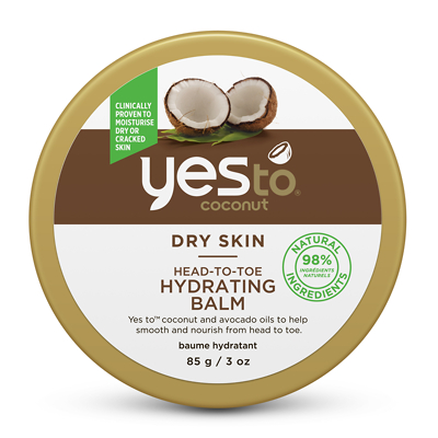 Yes To Coconuts Dry Skin Head-To-Toe Hydrating Balm